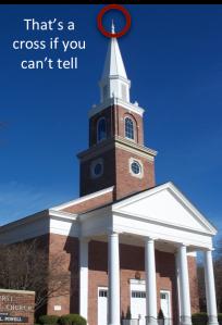 ChurchSmallCross