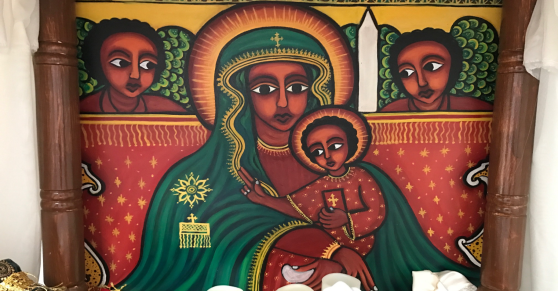 My Intriguing Visit To An Ethiopian Orthodox Church A First
