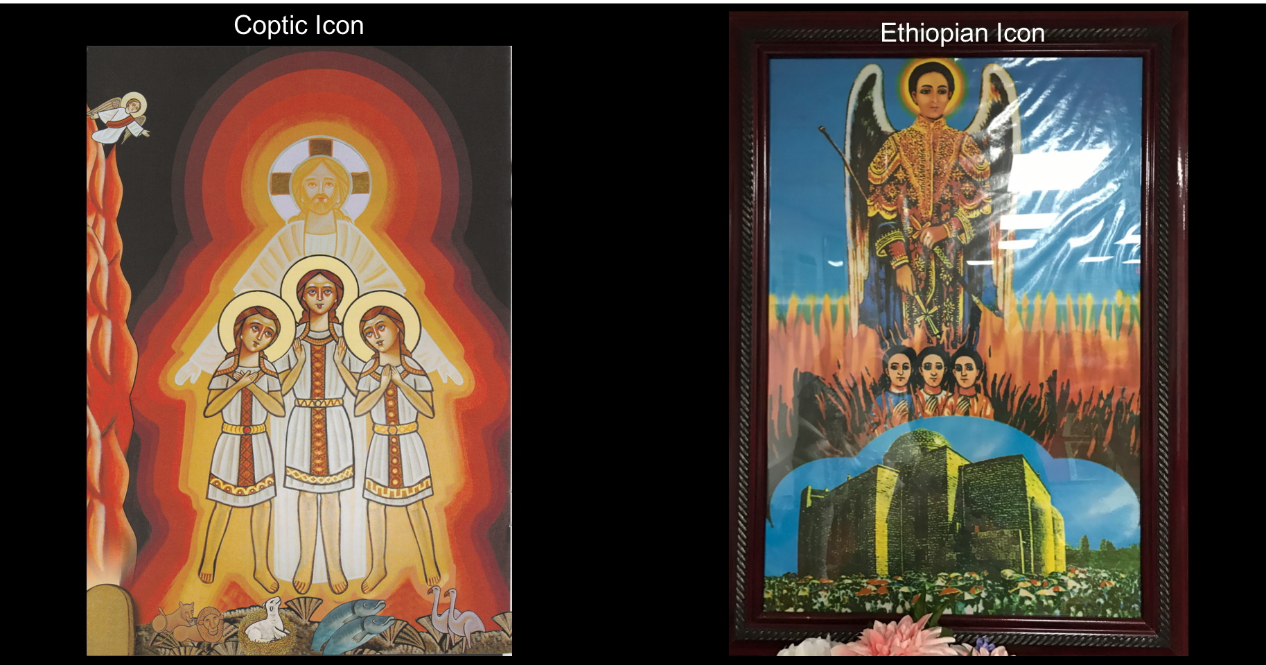 My Intriguing Visit To An Ethiopian Orthodox Church A